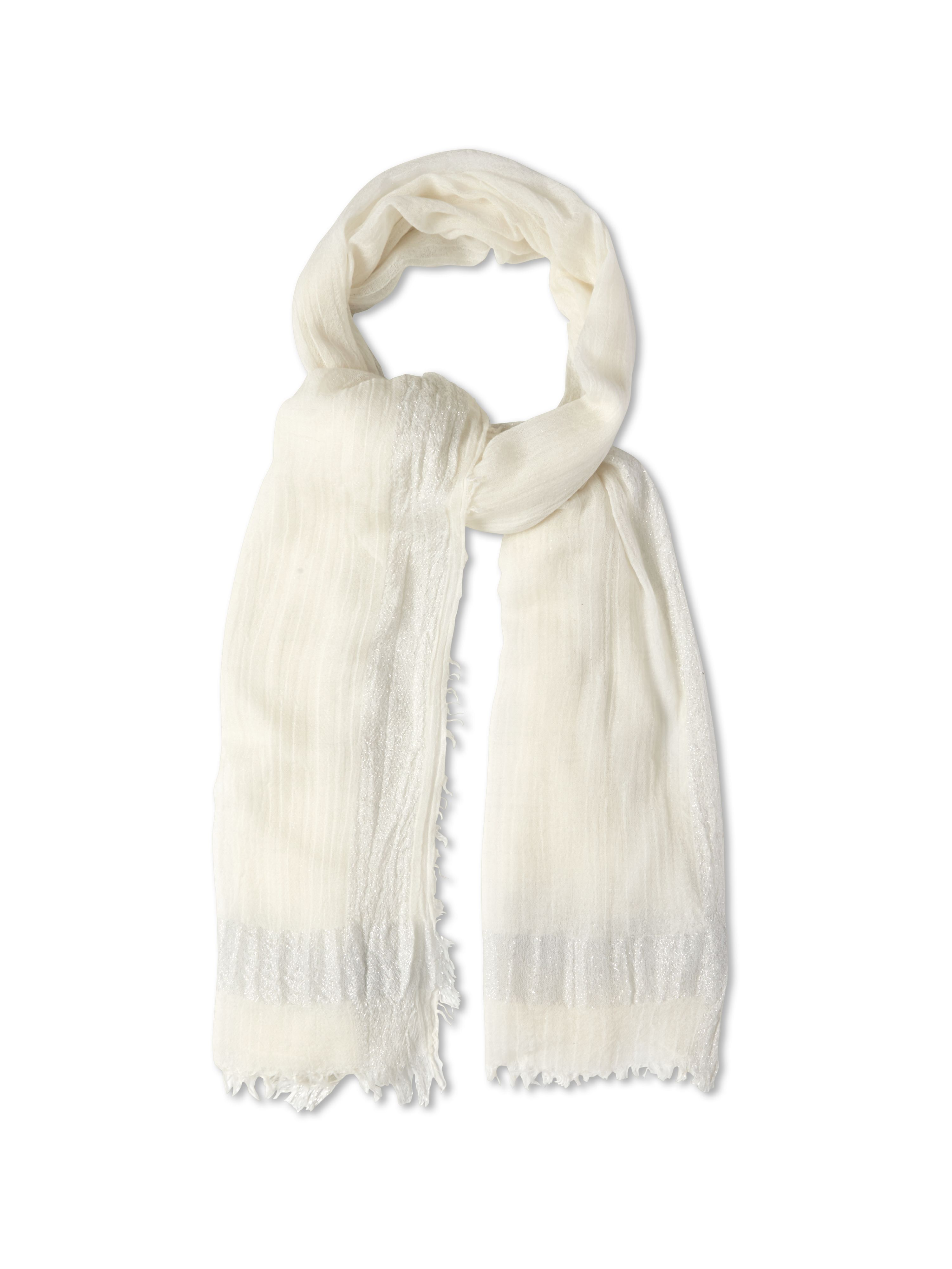 Lurex Dreaming Away Scarf