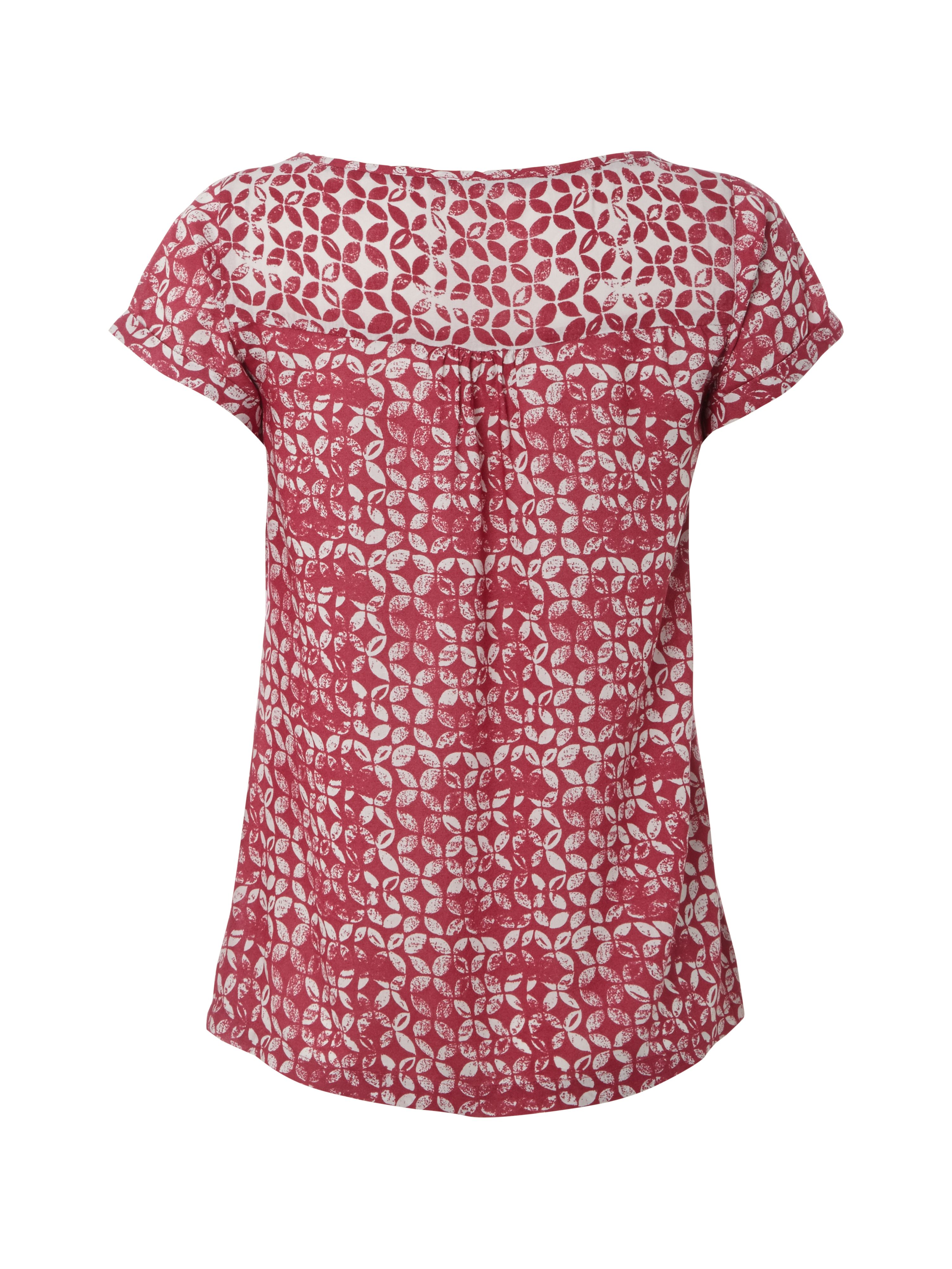 Amelie Flower Top