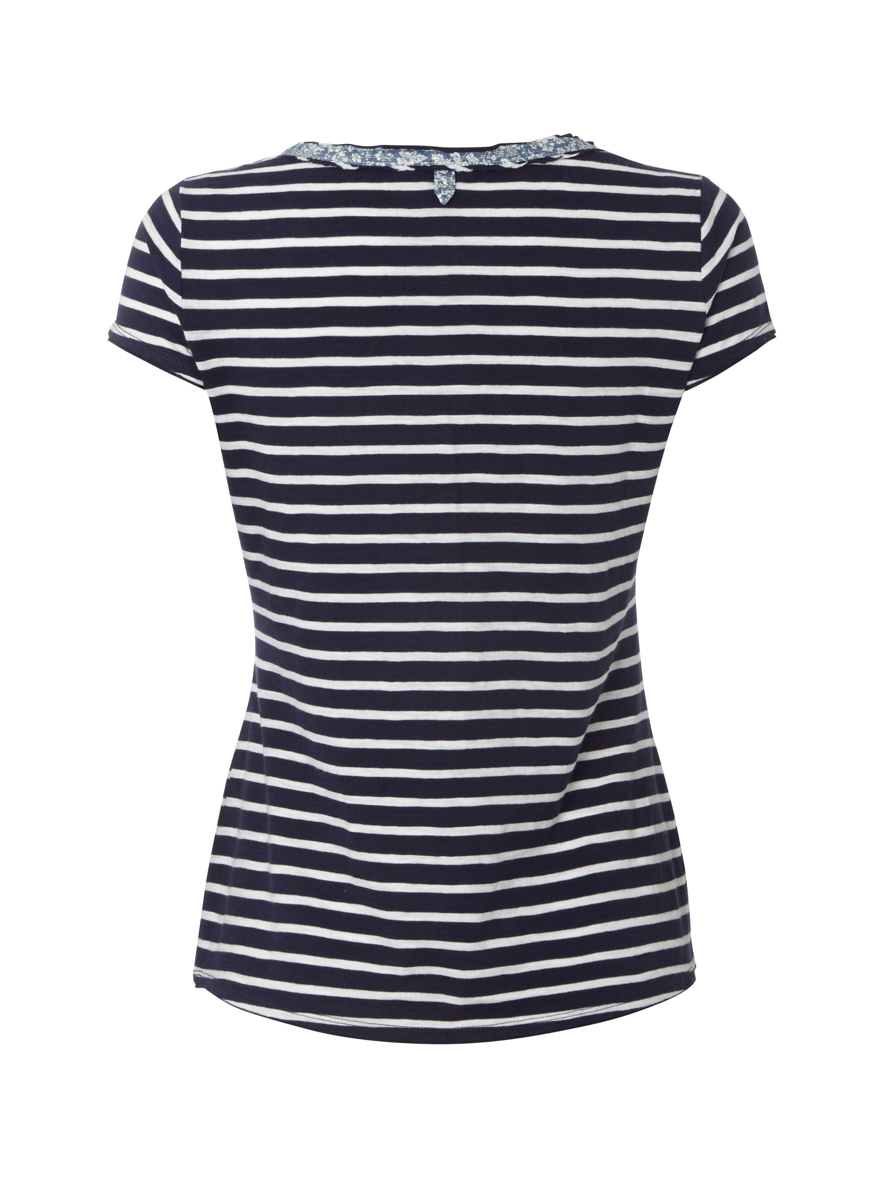 Stripe Gouache T-Shirt