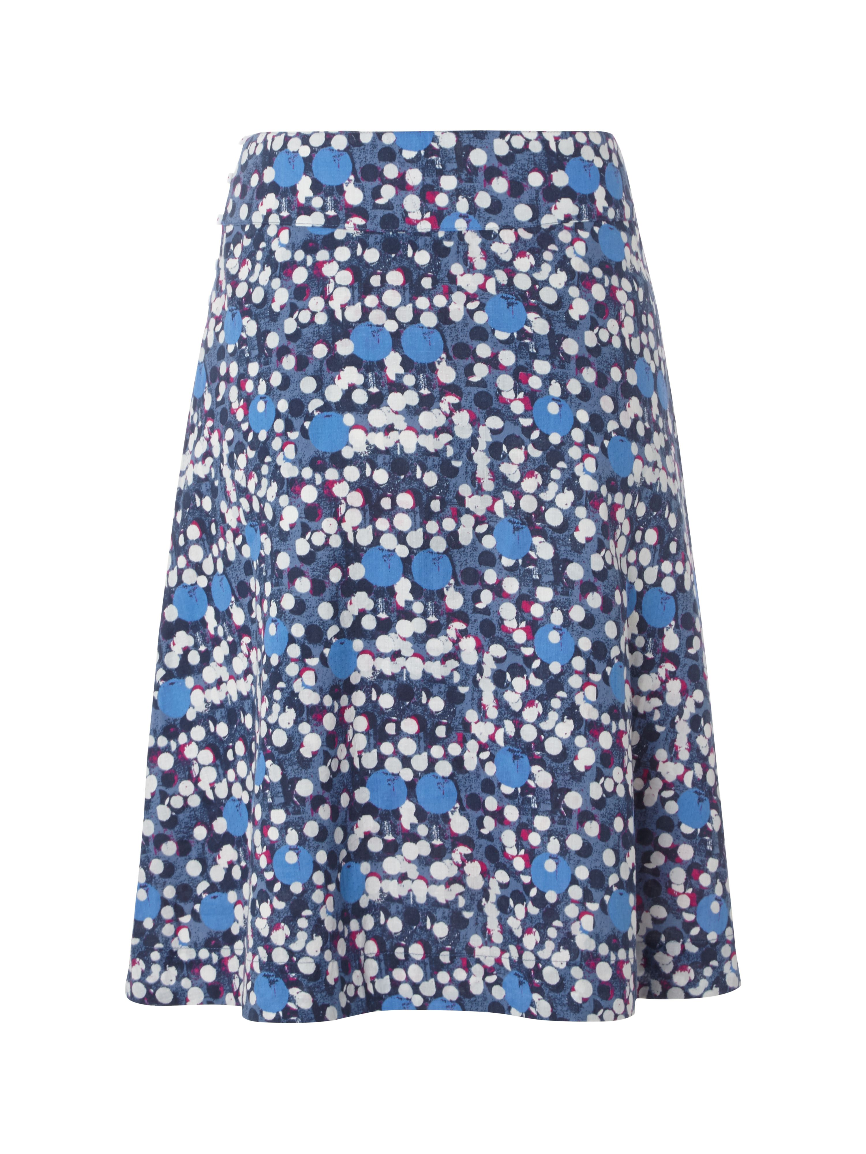 Dotty Dog  Reversible Skirt