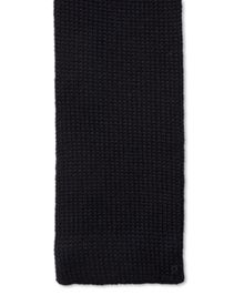 Frank knitted tie