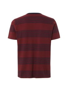 Crew stripe t-shirt