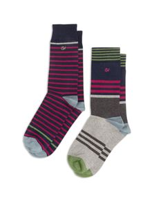 Franco 2 pack socks