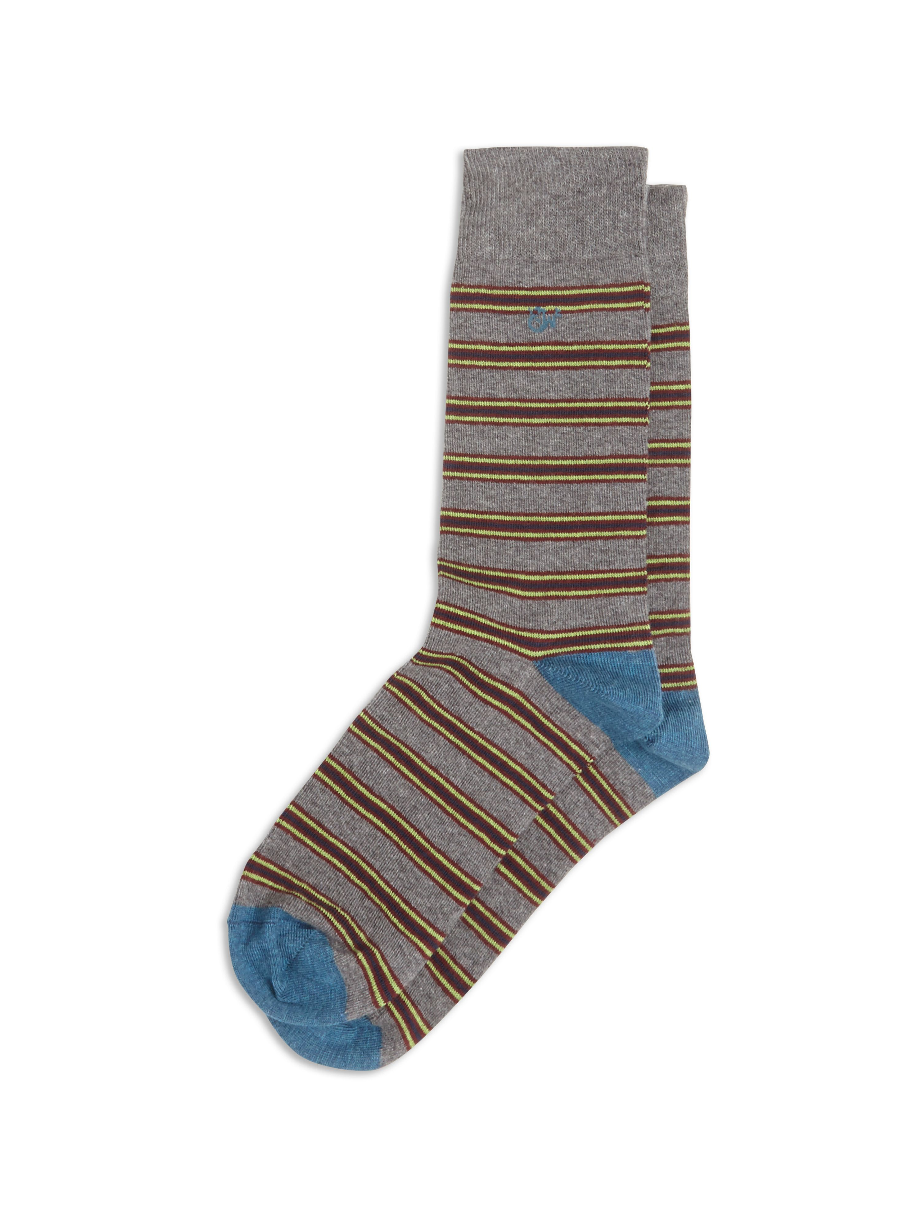 Frank stripe socks