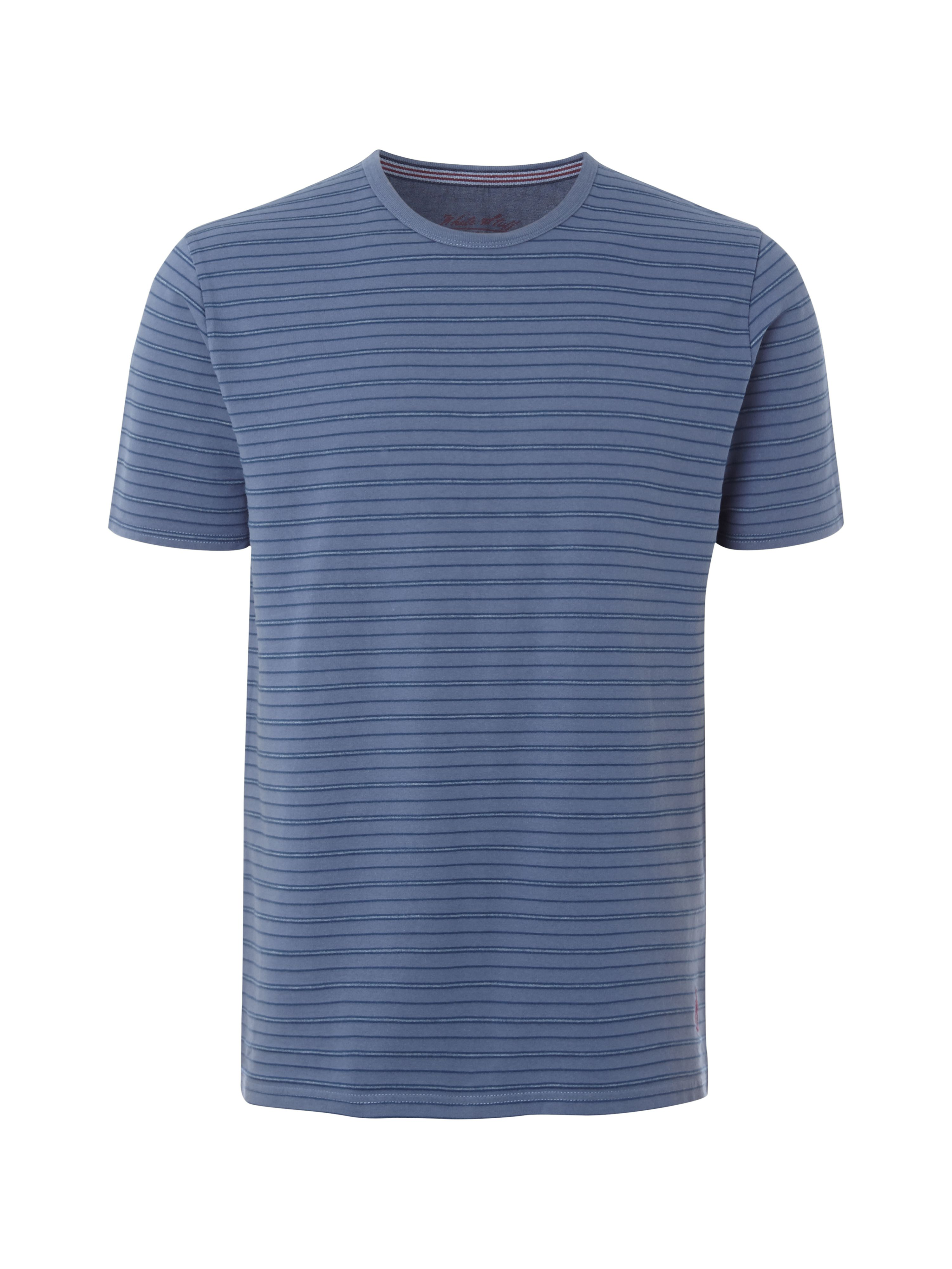 Fade stripe t-shirt