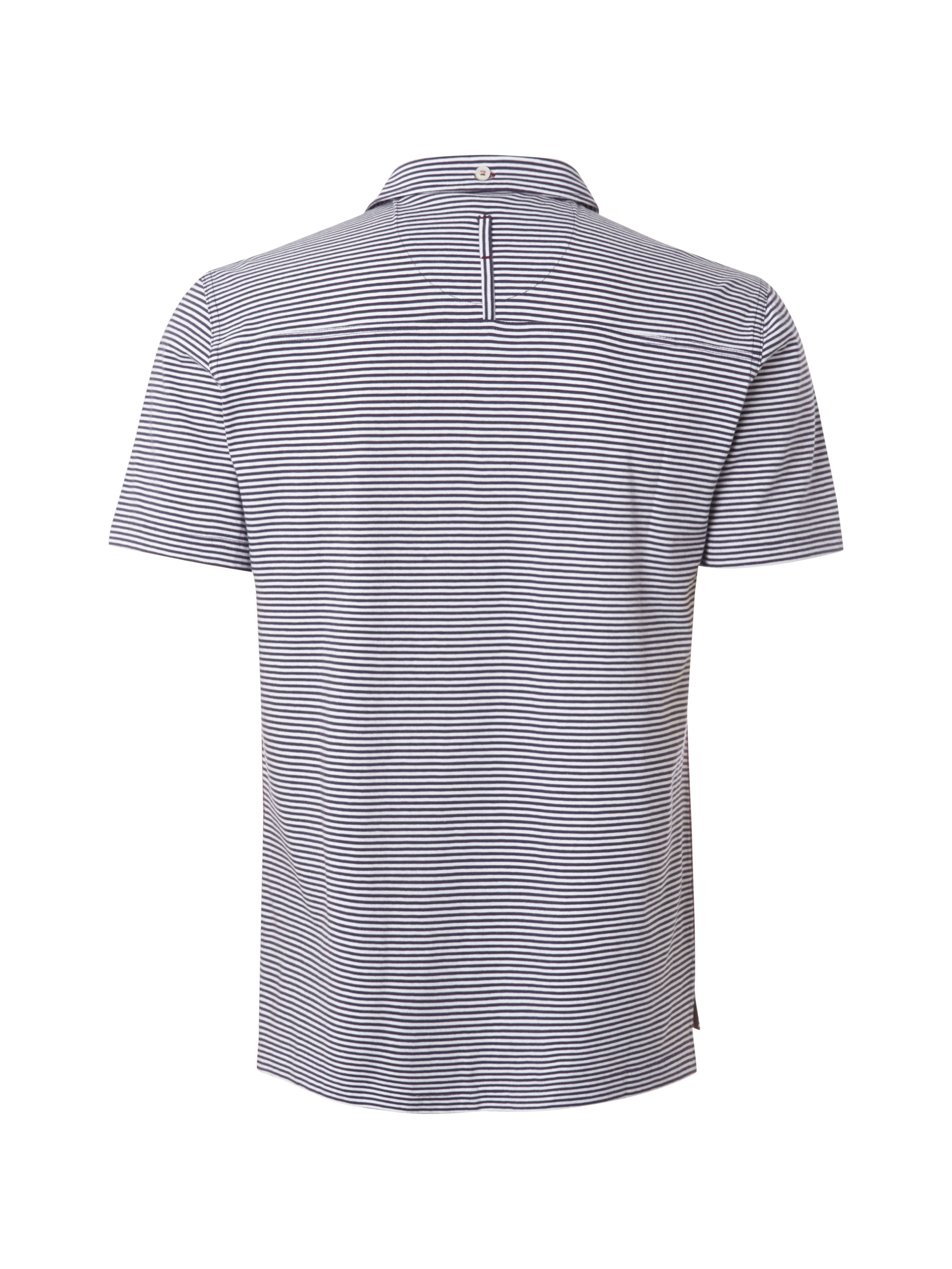 Vienna stripe polo