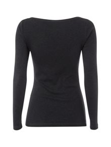Suzie lou slash neck shirt