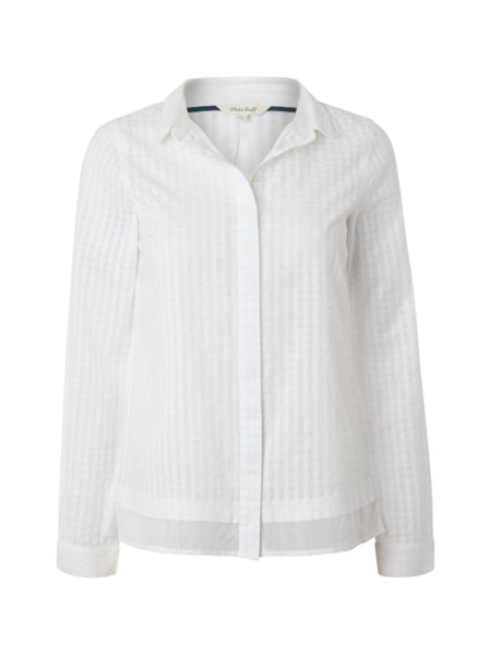 White Stuff Simplicity Shirt