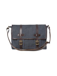 Sebastian Canvas Satchel