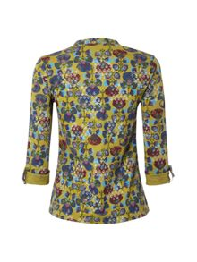 Gypsy Floral Jersey Shirt