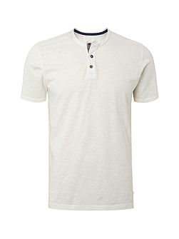 Billy Henley Regular Fit Short Sleeve T-Shirt