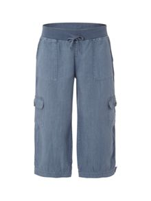 Chattering crop pant