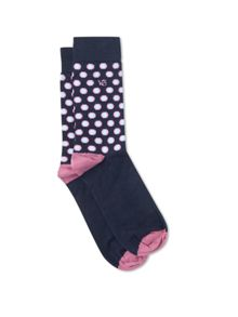 Ringer Patterned Dress Socks