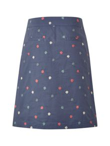 Crazy About Dots Skirt