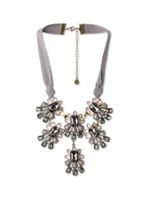 Clemence Statement Necklace