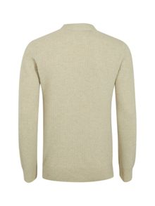 Filey merino crew knit