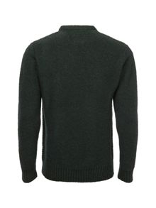 Whitby crew knit