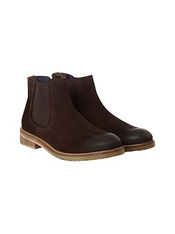 Henry Suede Chelsea Boots