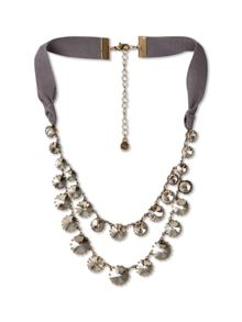 Florence Double Row Necklace
