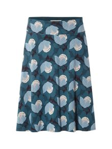 Twist Again Jersey Skirt