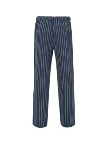 Dorm stripe pyjamas