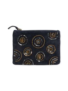 Catherine Wheel Pouch