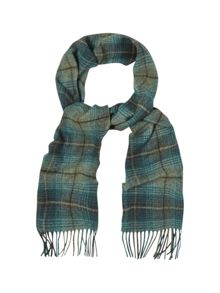 Anthony check scarf