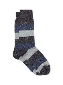 White Stuff Scott Stripe Socks