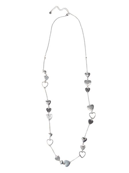 White Stuff Corin Heart Necklace