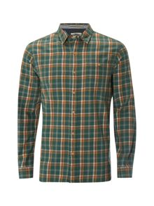 White Stuff Forest check shirt