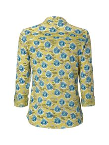 Jewelled Bird Jersey Shirt
