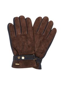 White Stuff Alan suede glove