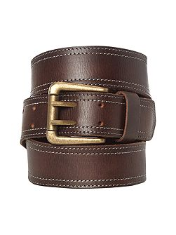 Jake double prong belt
