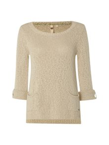 Himalaya Knit Top