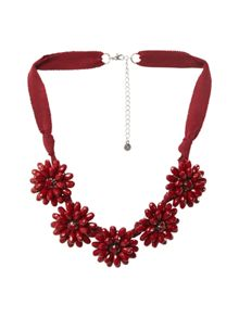 Fay Flower Necklace