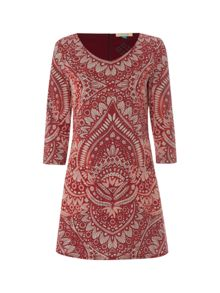 Dove Jersey Tunic
