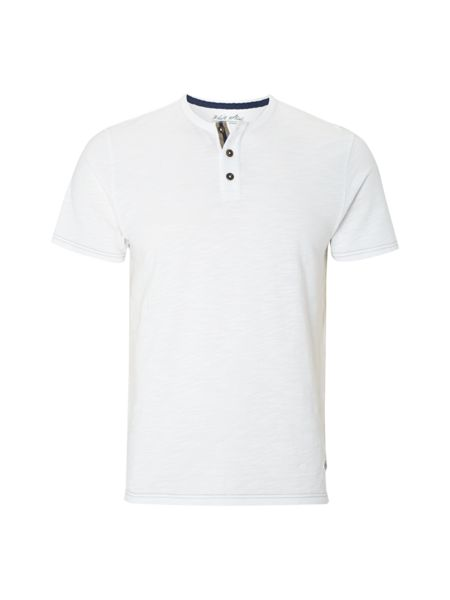 White Stuff Billy henley ss tee