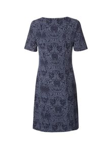 Library Hall Jersey Dress