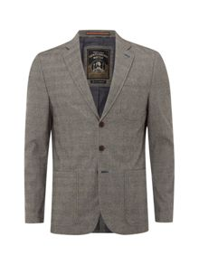 White Stuff Blackball check blazer