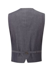 White Stuff Blackball check waistcoat