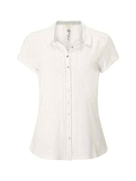 White Stuff Ss Saskia Shirt