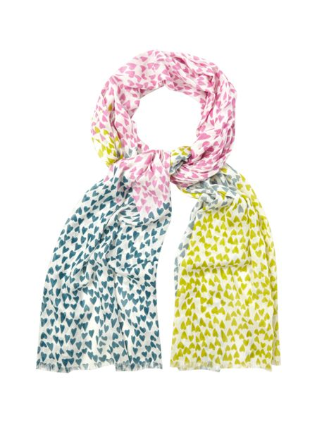 White Stuff Young At Heart Scarf