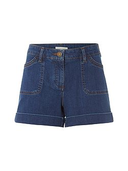 Wilma Denim Short