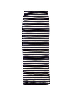 Lola Stripe Maxi Skirt