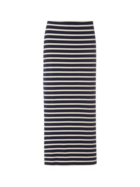 White Stuff Lola Stripe Maxi Skirt