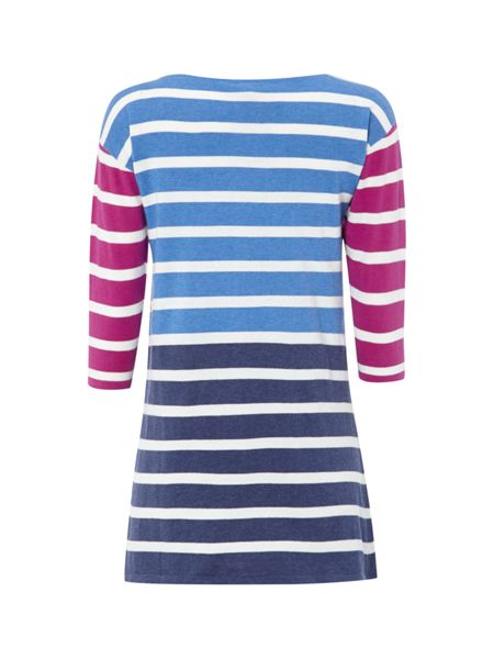 White Stuff Tropicana Stripe Tunic