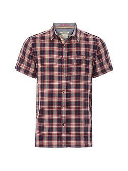 Chopper check ss shirt