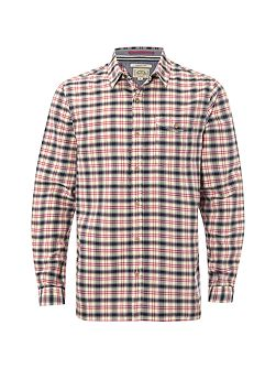 Relay oxford check shirt