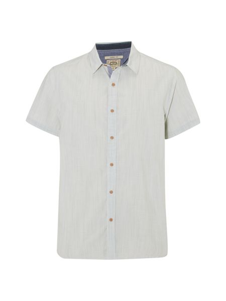 White Stuff Berry plain ss shirt