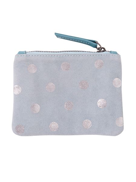 White Stuff Foil Spot Coin Purse